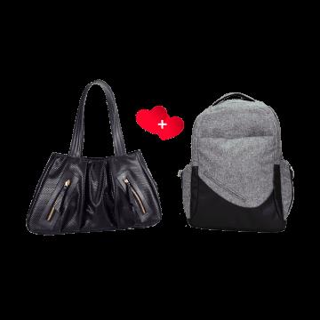combo-bolsa-viviane-mochila-termica-grey