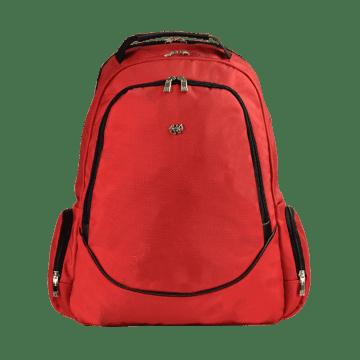 Mochila Mônaco Vermelha Frente