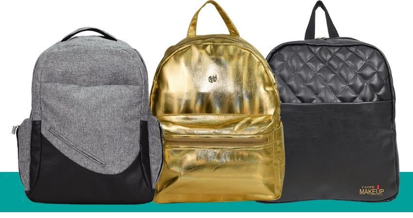 mochilas femininas para o dia a dia