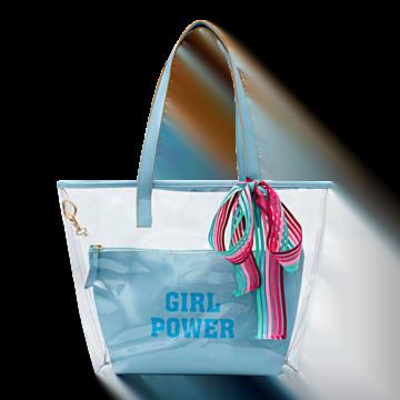 Bolsa Trancoso Azul bebê