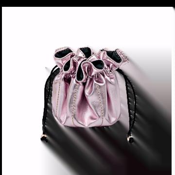 porta joias angra rosa metálico
