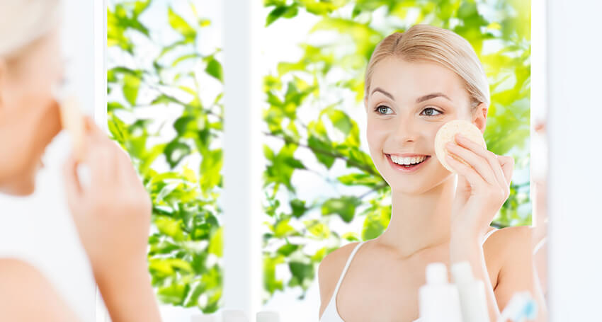pele oleosa e maquiagem como cuidar